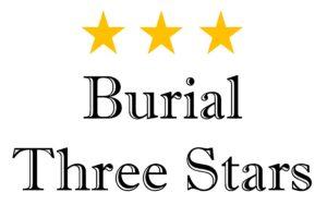 散骨 粉骨 三ツ星ベリアル ロゴ